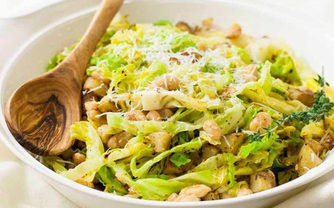 verdure con aglio FOTO ricettasprint