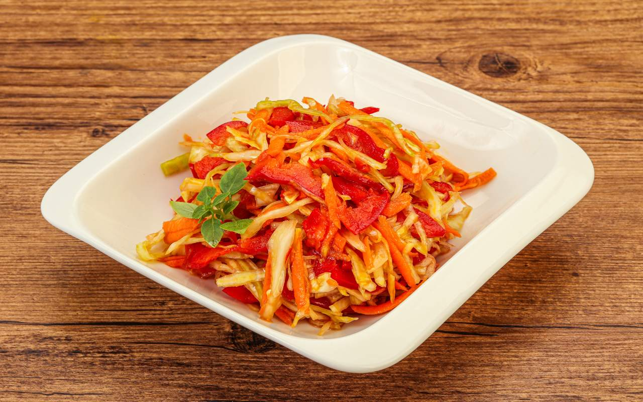 peperoni microonde ricetta FOTO ricettasprint