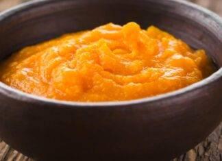 pesto tuberi arancione veloce