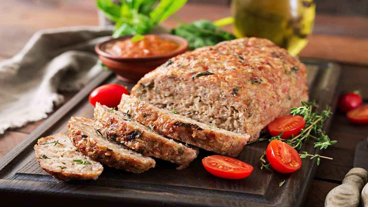 Rotolo di carne con spinaci