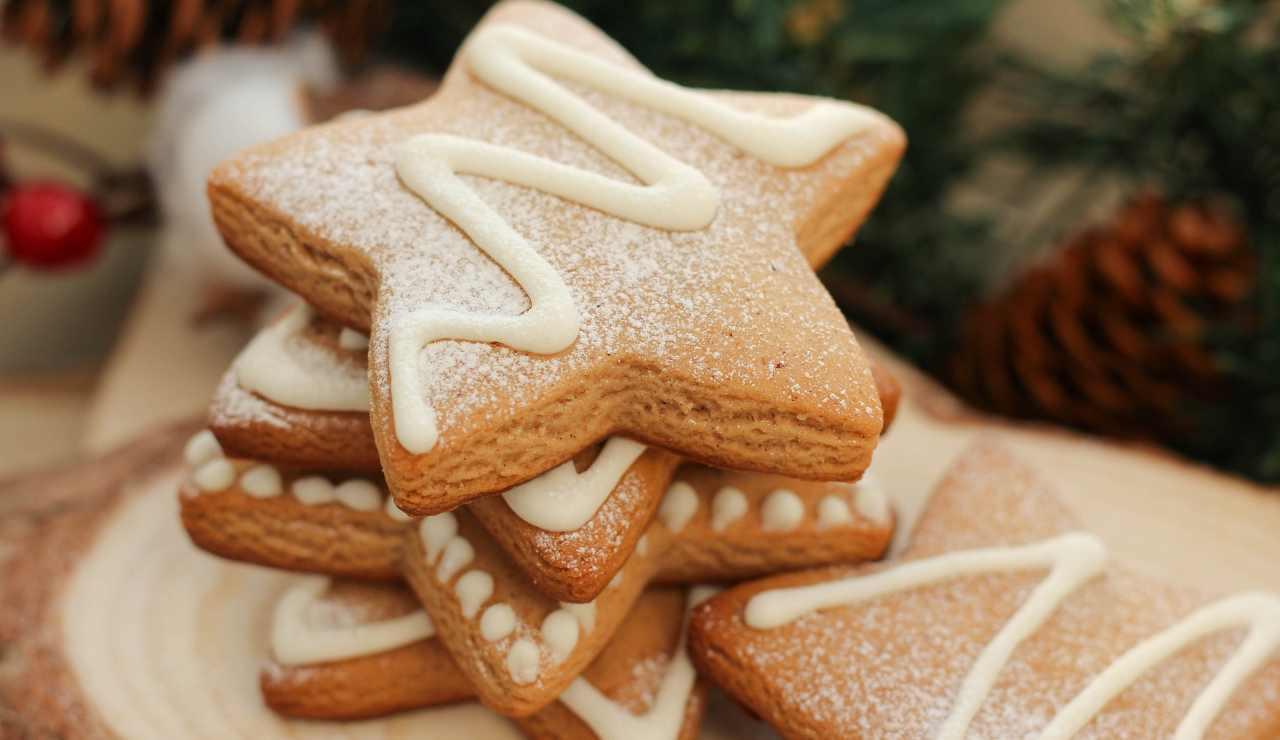 Ricetta pan di zenzero originale infallibile per biscotti e casette natalizie ricettasprint