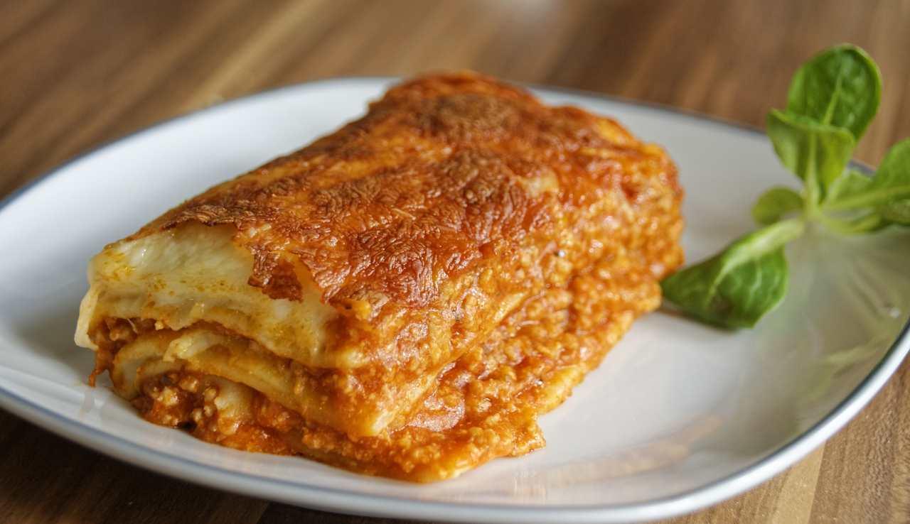 Ricette lasagne della tradizione e originali le migliori e più veloci ricettasprint