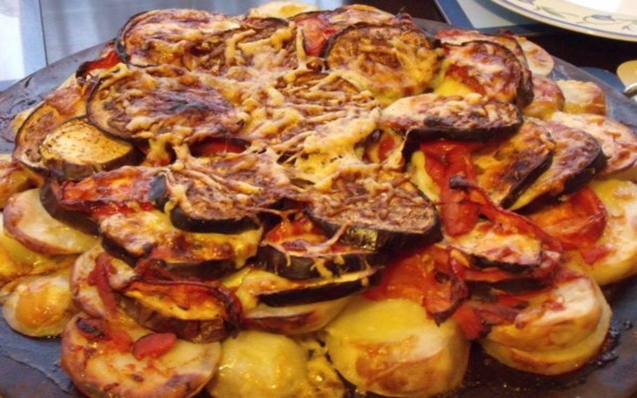 timballo di patate FOTO ricettasprint