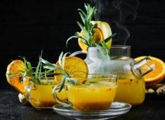 Bevanda con arance