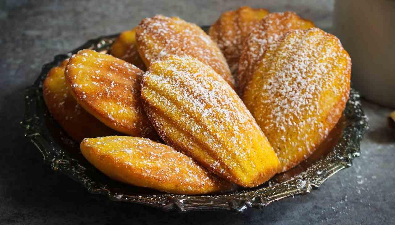 madeleines alla zucca ricettasprint