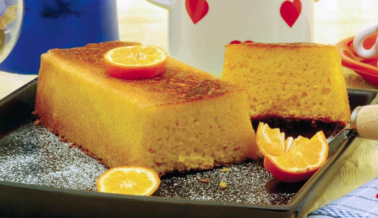 plumcake morbido agli agrumi ricettasprint