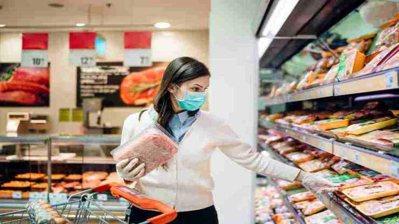 Salmonella carne richiamo allarme