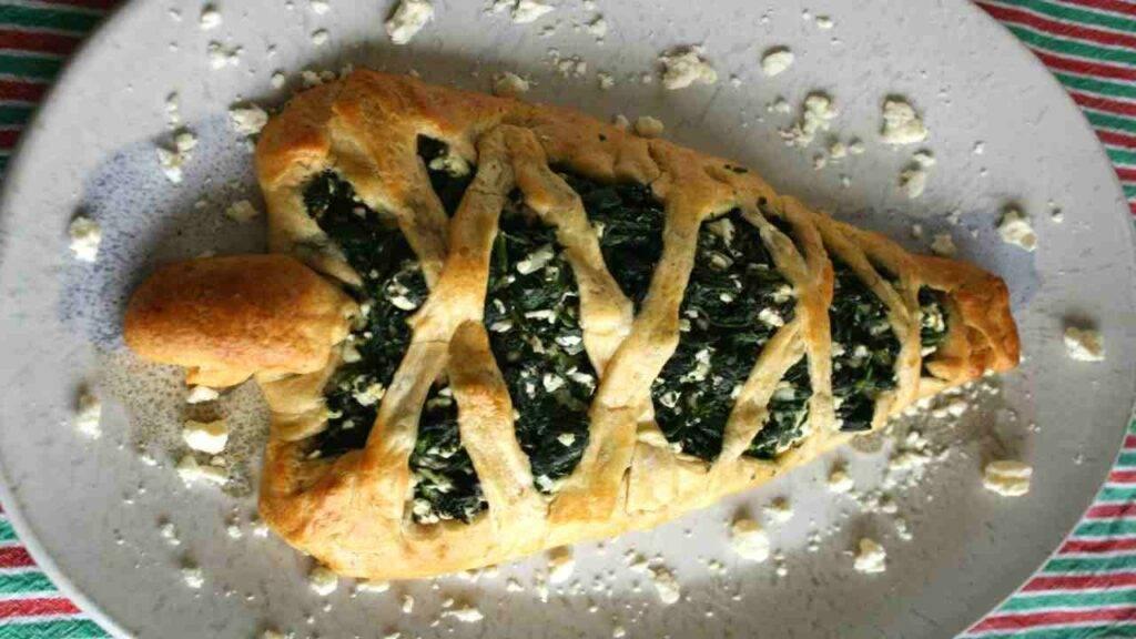 Albero di Natale Salato ricetta