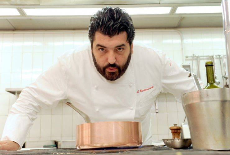 Antonino Cannavacciuolo chef in affari - RicettaSprint