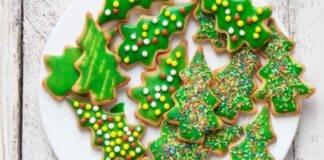 Biscottini di Natale agli agrumi e cannella ricetta