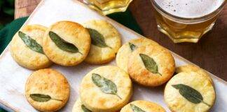 biscotti salvia ricetta FOTO ricettasprint