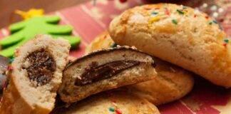 Biscotti da inzuppo natalizi ricettasprint