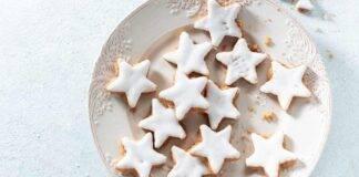 Biscotti di Natale alla glassa ricetta