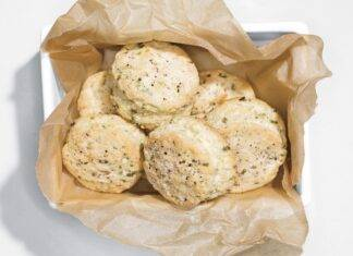 biscotti pepe philadelphia ricetta FOTO ricettasprint