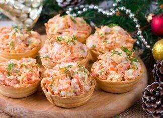 Cestini di insalata russa ricettasprint