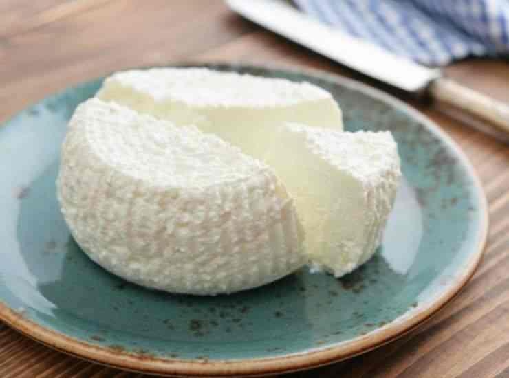 Cheesecake salmone e ricotta FOTO ricettasprint