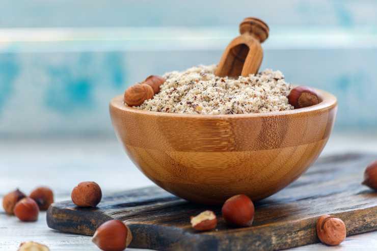Crema alle nocciole con cioccolato fondente FOTO ricettasprint