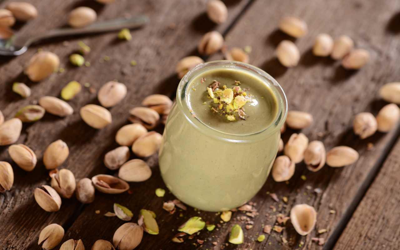 crema pistacchio ricetta FOTO ricettasprint