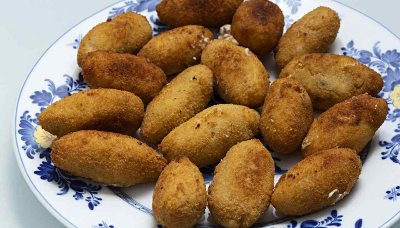 Panzerotti di patate ricetta