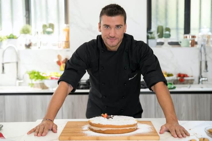 Damiano Carrara chef mascherato - RicettaSprint