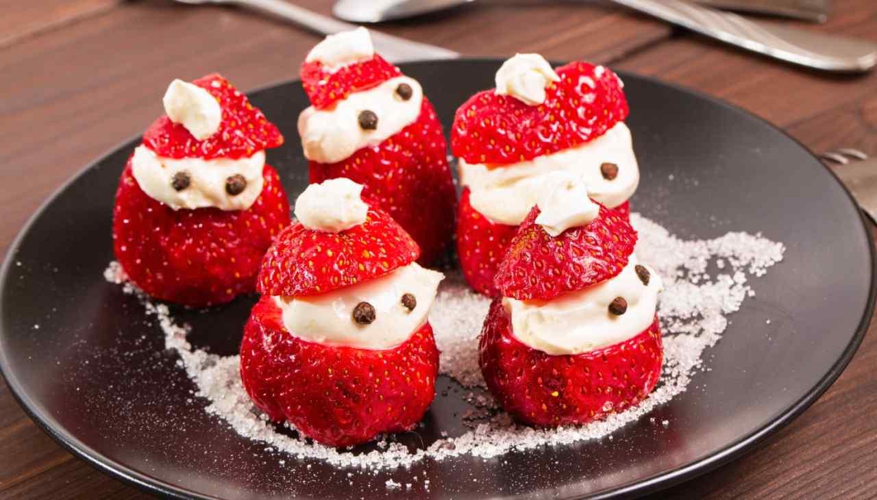 Dessert natalizi alla frutta ricetta