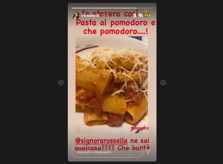 Elisa Isoardi la cena perfetta - RicettaSprint