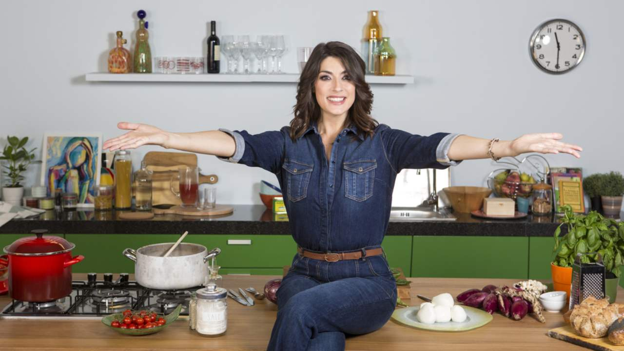 Elisa Isoardi super chef - RicettaSprint