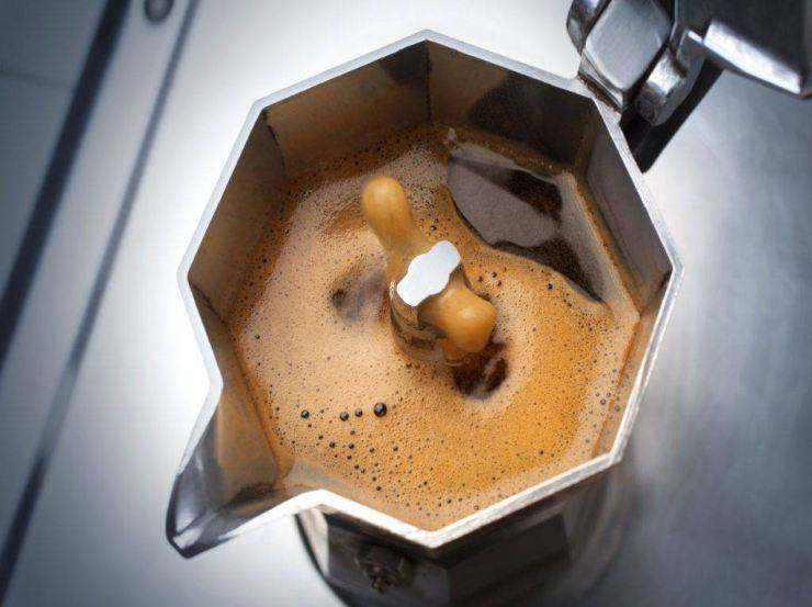 Espresso caffè al cucchiaio FOTO ricettasprint
