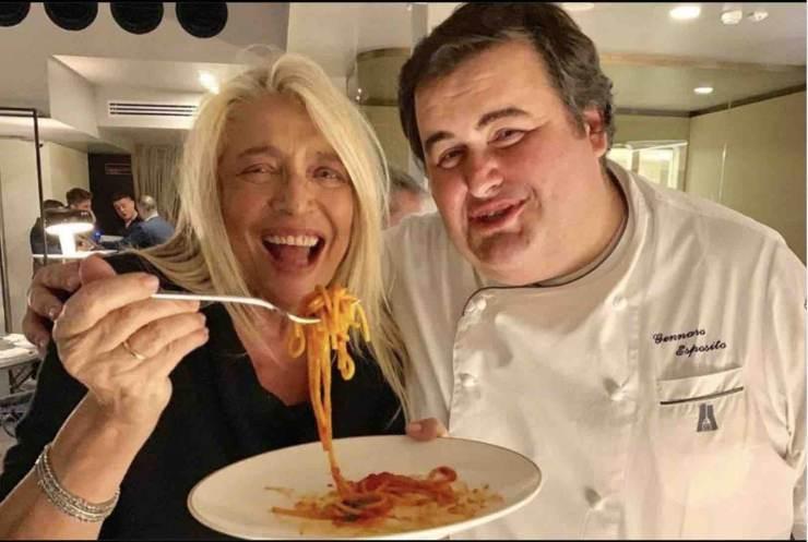 Gennaro Esposito il pranzo di Natale in tv - RicettaSprint