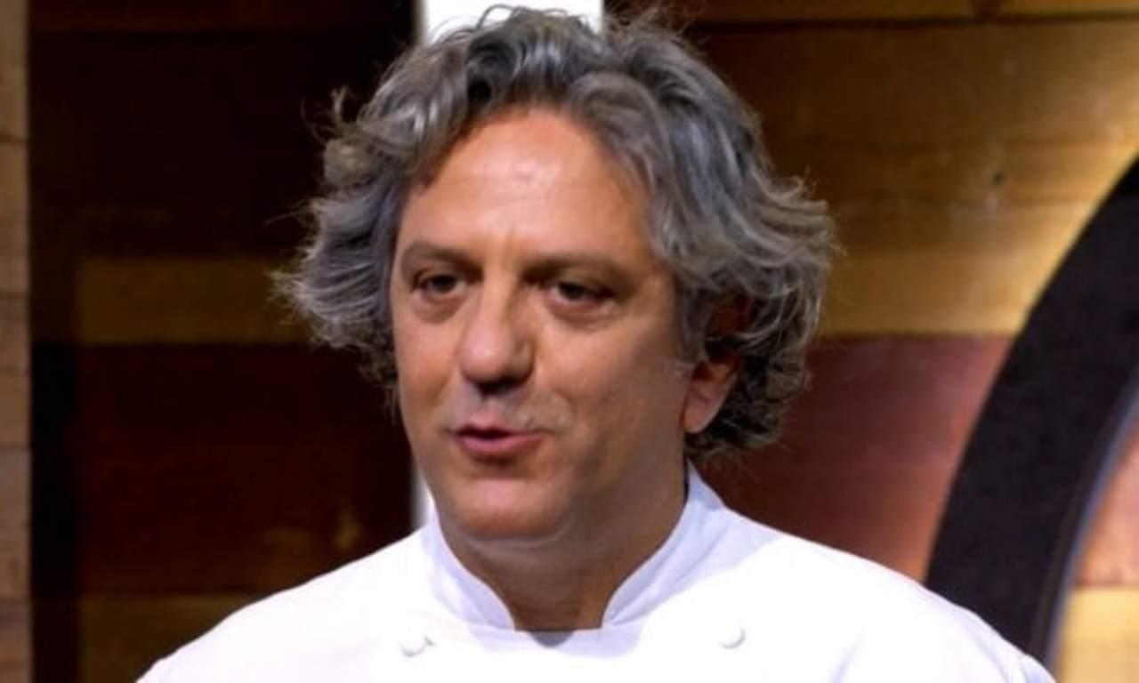 Giorgio Locatelli da record - RicettaSprint