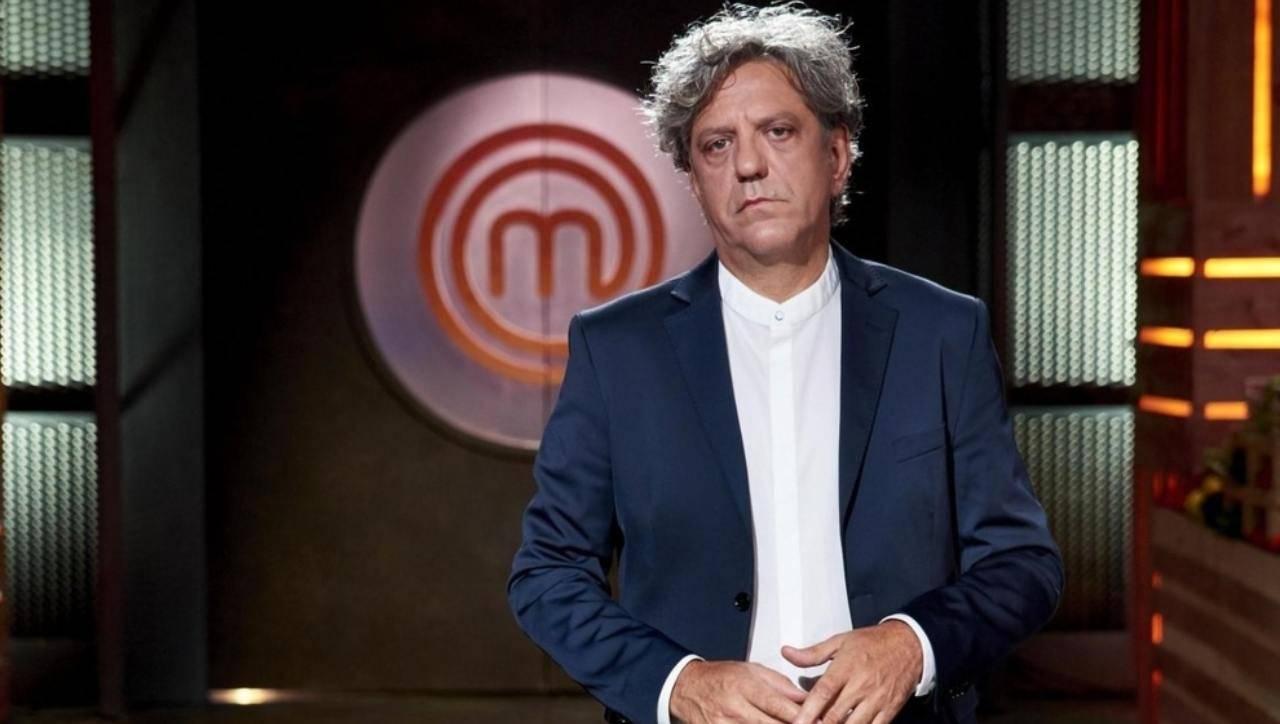 Giorgio Locatelli malinconico - RicettaSprint
