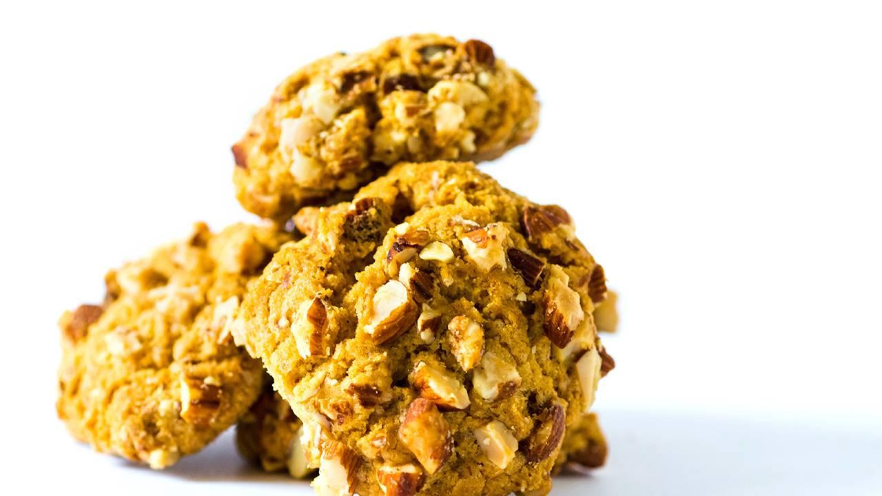 biscotti frutta secca e cioccolato