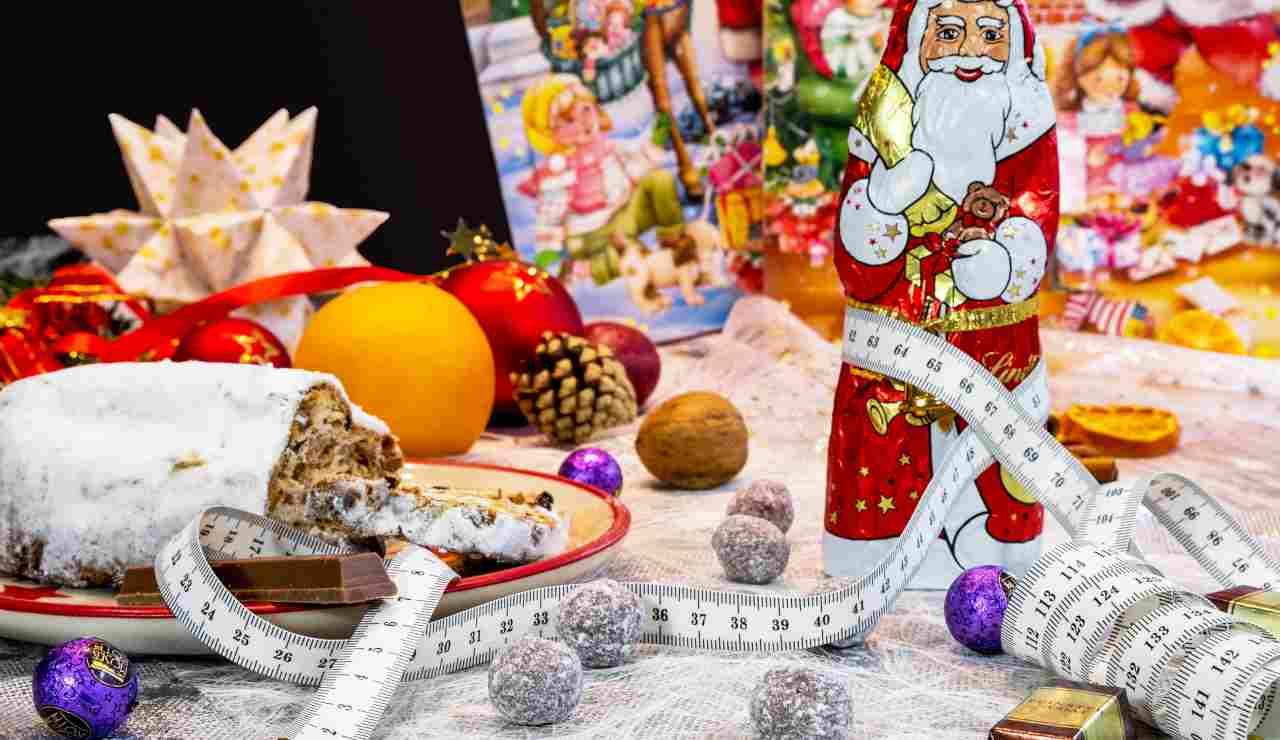 Mantenere la linea a Natale trucchi per non ingrassare mangiando ricettasprint