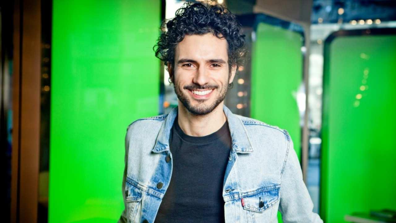 Marco Bianchi nei panni di Amleto - RicettaSprint