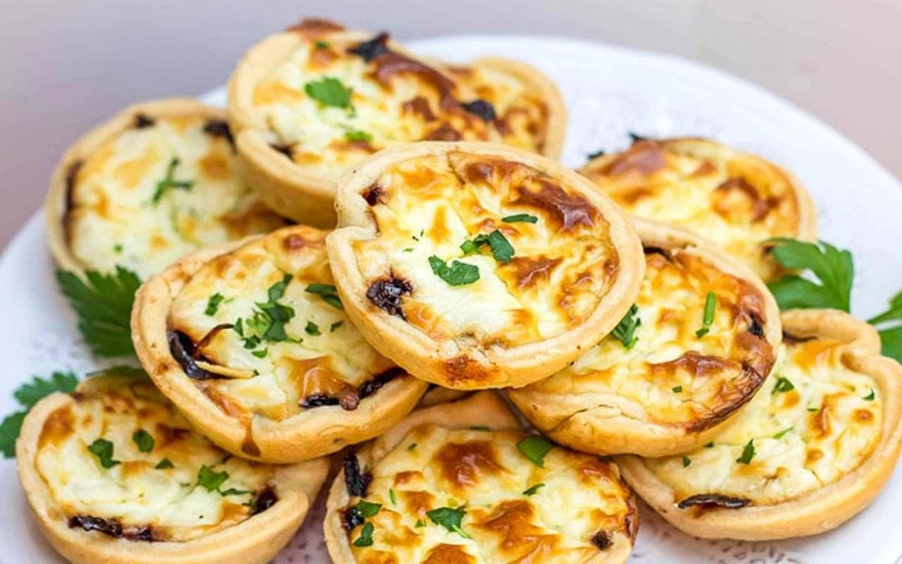 mini sformati patate ricetta FOTO ricettasprint