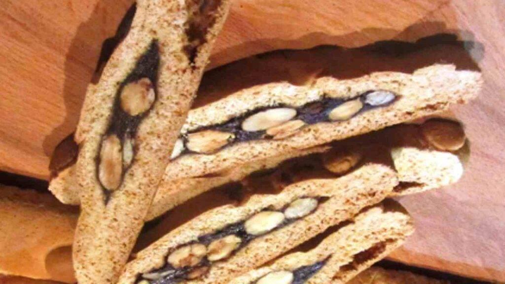 Mostaccioli di San Giovanni in Fiore ricetta