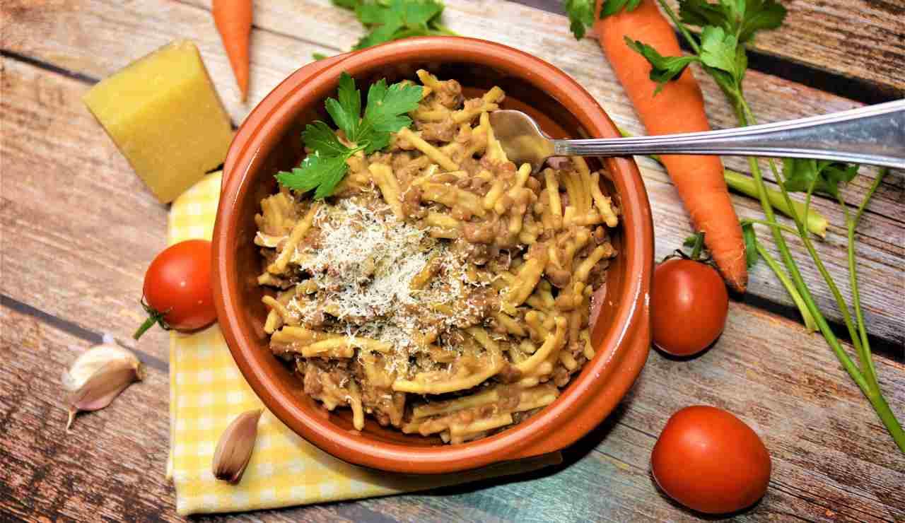 Pasta e lenticchie cremosa ricettasprint