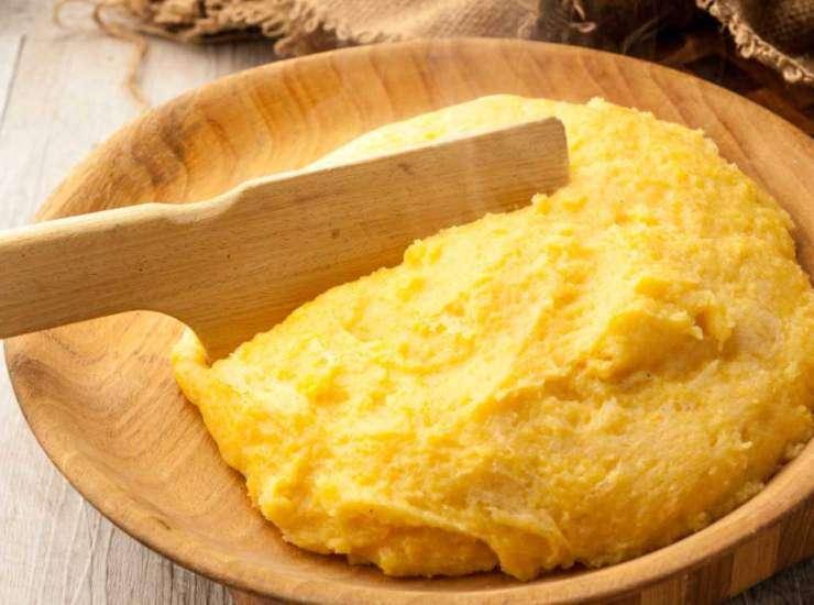 Pasticcio di polenta ricetta