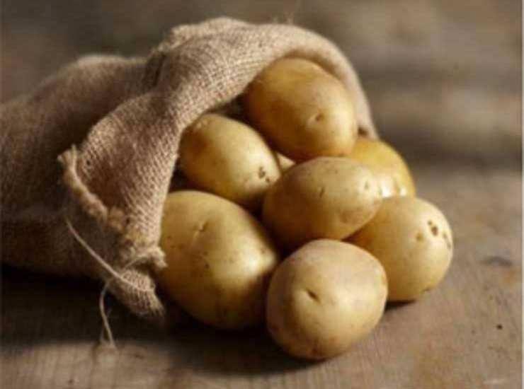 Polpette di patate e salsiccia cremose ai funghi ricetta