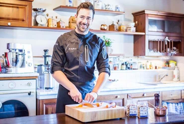 Roberto Valbuzzi sfida la dieta - RicettaSprint