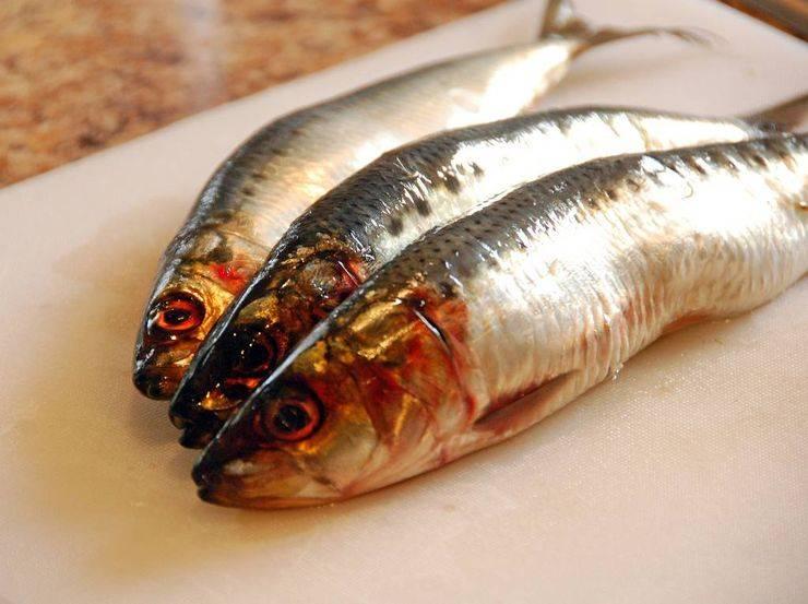 Pesce gratinato al forno