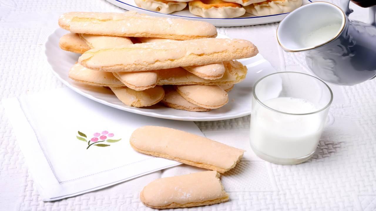 Biscotti da inzuppo dolci