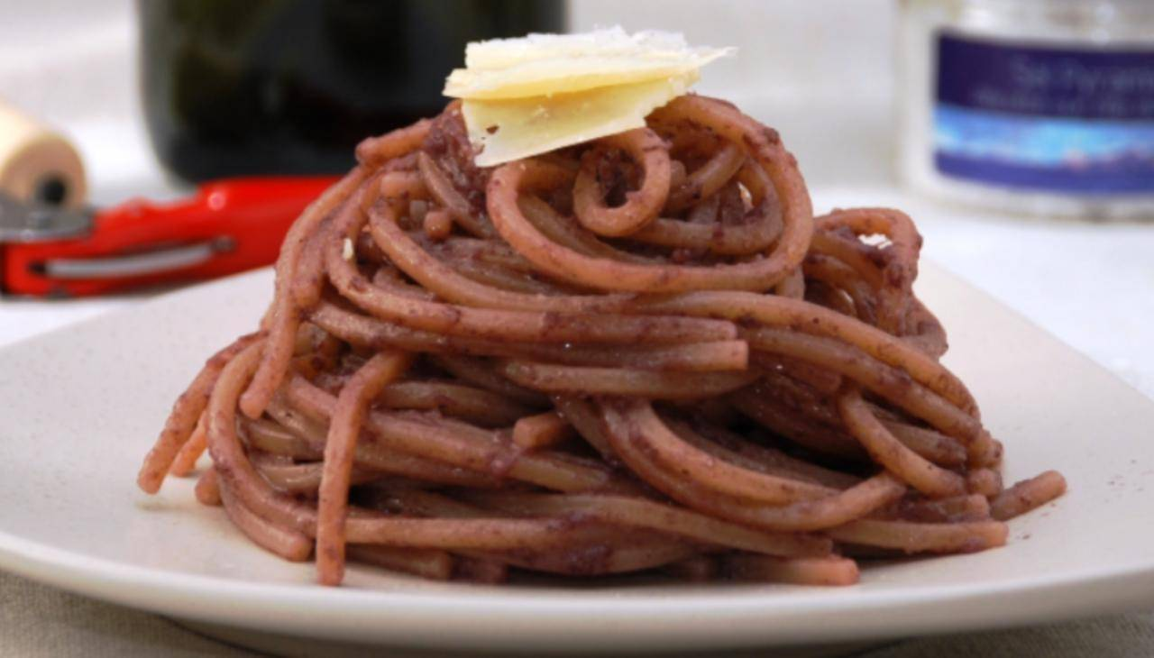 Spaghetti ubriachi ricetta