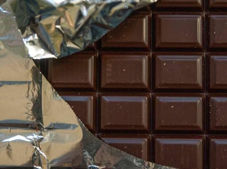 Torrone cioccolato bianco e cereali ricetta