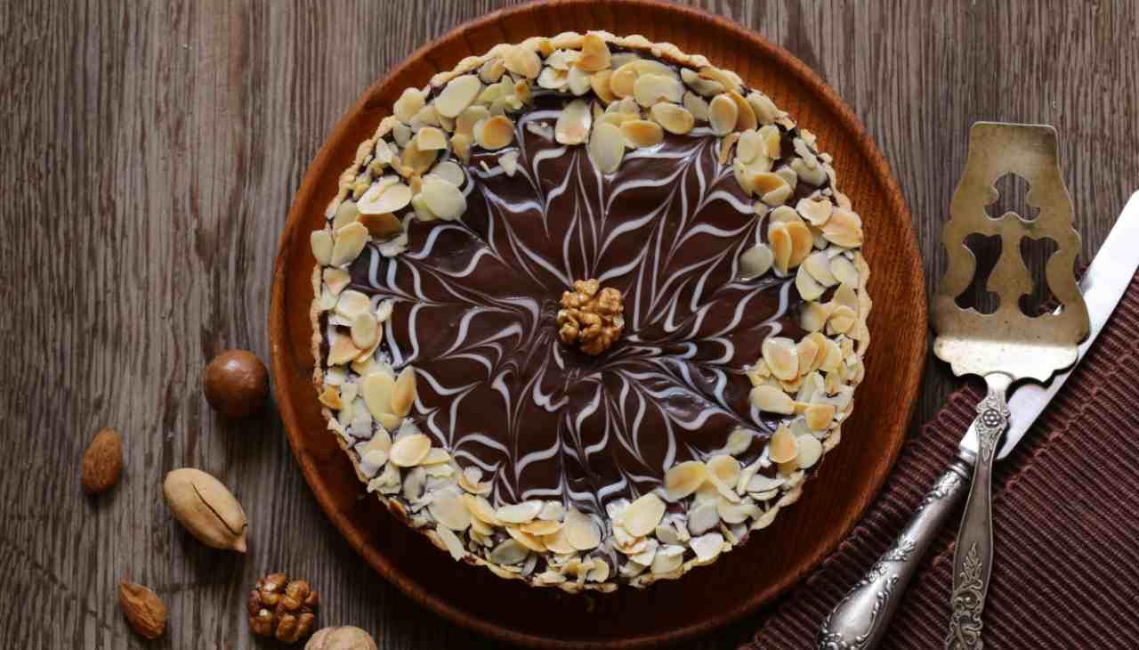 Torta di Natale speziata al cioccolato ricetta