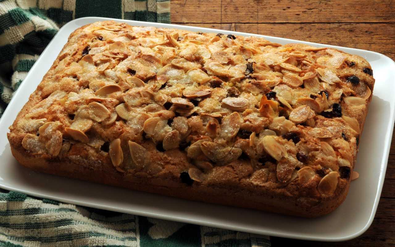 torta cannella zenzero ricetta FOTO ricettasprint