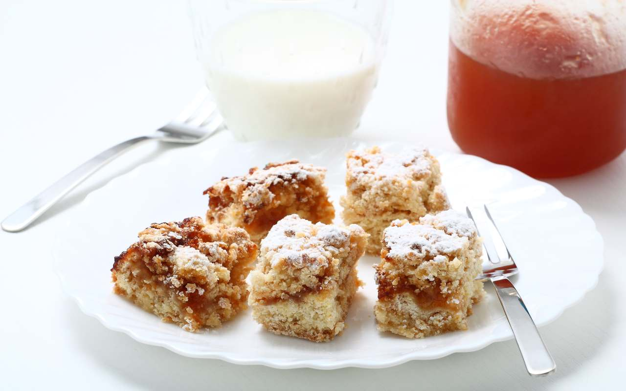 torta marmellata albicocche ricetta FOTO ricettasprint