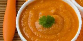 Vellutata di carote e cannella ricetta