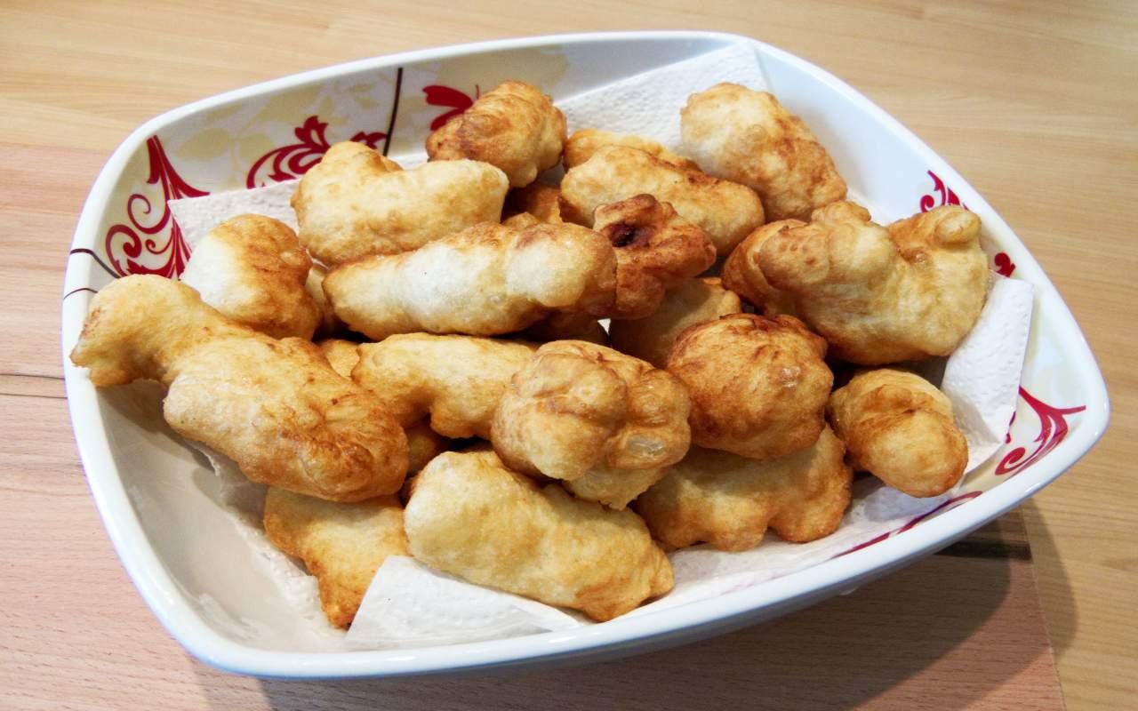 zeppole calabria salate ricetta FOTO ricettasprint