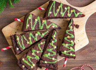alberelli brownies natale ricettasprint